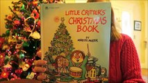 """Tami Reads """"Little Critters Christmas Book"""" By: Mercer Mayer"""