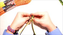 How to Make the Slithering Snake Paracord Survival Bracelet - BoredParacord
