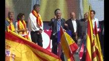 """""""Le nationalisme a rempli l'histoire de guerres, de sang et de cadavres"""" : le discours anti-indépendance de Vargas Llosa"""