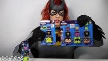 DC Toys Surprise! Kawaii Cubes with Wonder Woman, Batman, Joker, Robin Im a DC Toys Collector