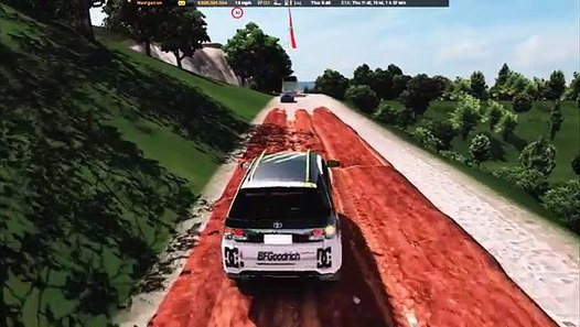 toyota fortuner off road extreme map sumatra