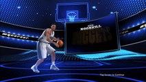 NBA 2k17 IOS MyCareer! DRAFT & 1st GAME!!