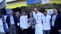 Carlos Baute regresa a los fogones en Gastronomika