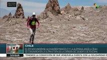 Deportes teleSUR: La albiceleste en Ecuador busca boleto a Rusia