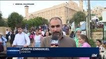 Hébron: le rituel du pèlerinage pendant les fêtes de Souccot