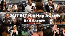 HHV Exclusive: 2017 BET Hip Hop Awards Red Carpet Interviews