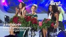 La Biélorusse Alexandra Chichikova sacrée première Miss Monde en fauteuil roulant