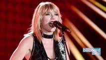 Taylor Swift Announces Two New Live Performances | Billboard News