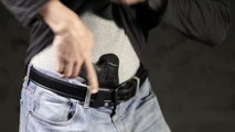 Appendix Carry Holster - AIWB Carry Made Comfortable - Alien Gear ShapeShift
