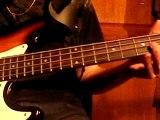 Blink 182 - always ( basse cover )