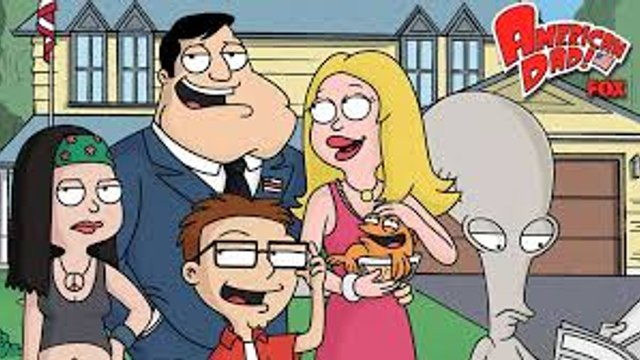"American Dad! Season 15 Episode 1 ""Paranoid_Frandroid"" Watch Online Free HD"