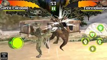 Dino Street Fighting IN Dinosaur Free Fighting Games - Full Game Play - 1080 HD