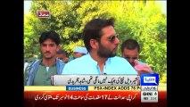 Shahid Afridi angary at Najam Sethi. Najam Sethi is appointed by Nawaz Sharif on Pakistan Cricket Board.
