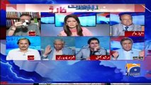 Hafeez ullah Niazi Defending Maryam Nawaz's Statement, Watch Reaction of Hassan Nisar & Shehzad Chaudhry