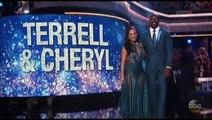 Terrell Owens & Cheryl Burke - Viennese Waltz