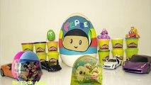 Oyun Hamuru ile Dev Pepee Sürpriz Yumurta açımı izle | Play Doh Pepee Sürpriz Yumurtalar