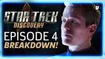 """Star Trek Discovery Episode 4 Breakdown! """"The Butcher's Knife Cares Not For The Lamb's Cry"""""""