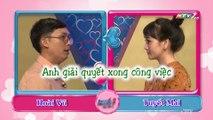 Bạn Muốn Hẹn Hò HTV7 (09/10/2017) - MC : Quyền Linh,Cát Tường