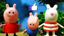 Mamãe Pig e Papai Pig Tem a Mente Dominada pelo Pokémon Evoluído Mega Mewtwo e Ficam Furiosos!!!