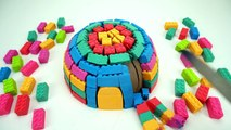 DIY How to make Mad Mattr Brick Igloo with Kinetic Sand Ultimate Brick Maker DIY How to make Mad Mat