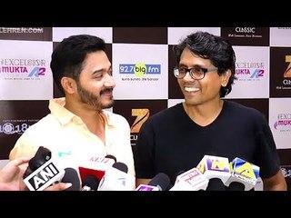 Shreyas Talpade and Nagesh Kukunoor Attend IQBAL's Premiere