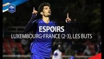Espoirs, éliminatoires de l'Euro 2019 - Luxembourg-France (2-3), les buts I FFF