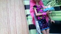 Монстр хай!Распаковка Хоулин Вулф! Monster high unpacking Howleen Wolf Doll! Крипатерия/Creepateria
