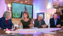 Anne Nivat, la femme de Jean-Jacques Bourdin, victime de sexisme sur sa tenue dans SLT (Vidéo)