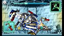 Repair! Dino Robot #3: T-Rex Cops (4 Color Modes)   Eftsei Gaming