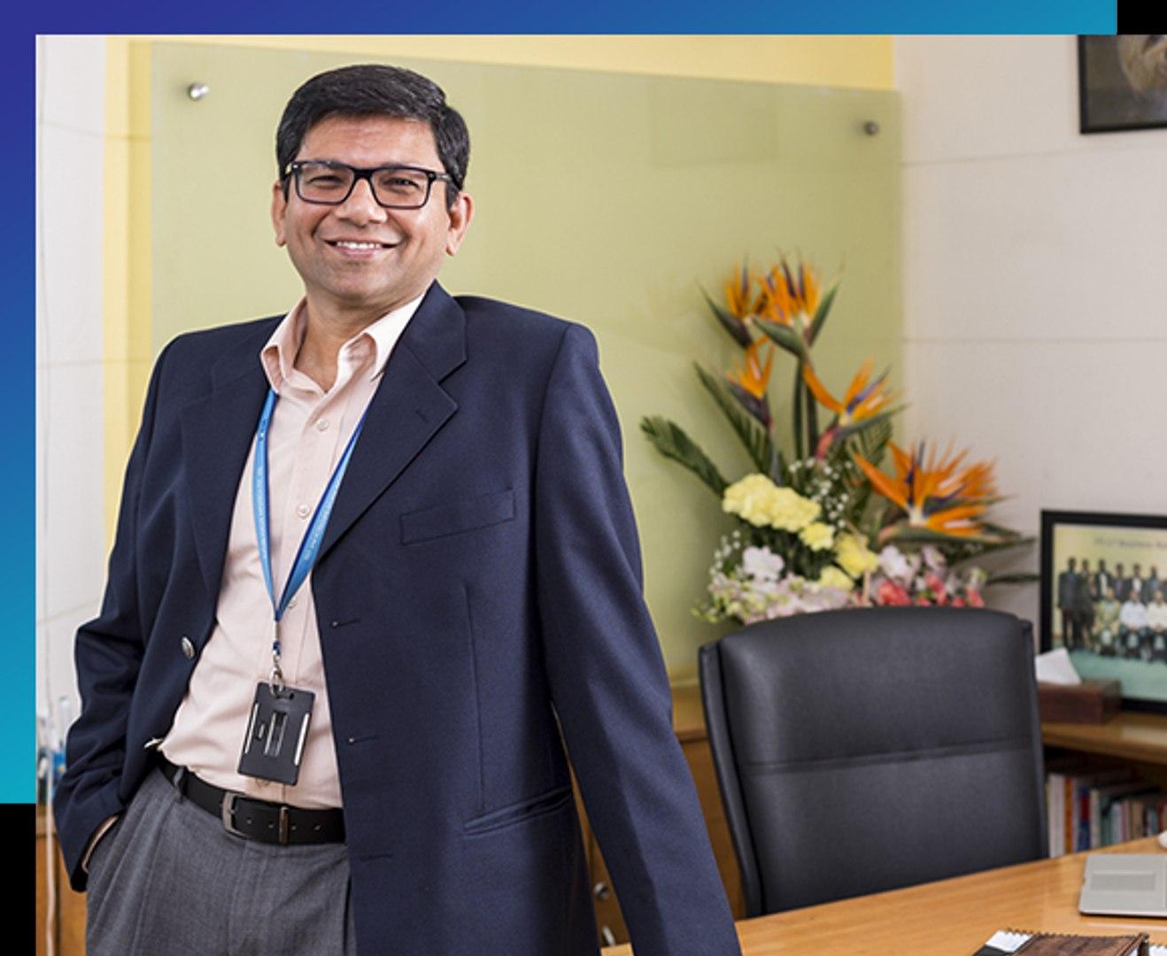 Veerendra Mathur  Talk About Future Focus Inspiring Ideologies