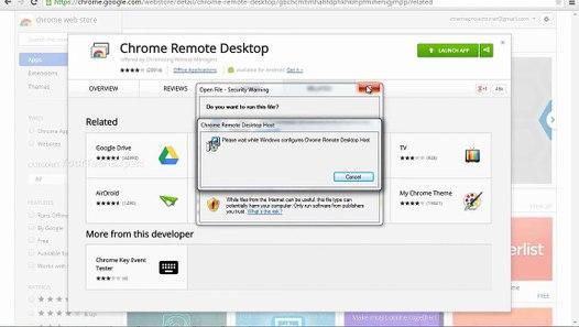 How to setup Chrome Remote Desktop (Google Chrome)─影片 Dailymotion