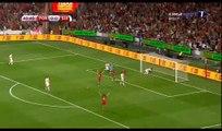 Djourou J. (Own goal) Goal HD - Portugal 1-0 Switzerland - 10.10.2017