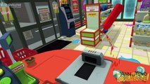 Annoying Orange Plays - Job Simulator #5: STORE CLERK