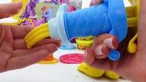 Jouer jeunes filles pour et garçons sur russe langue plasticine lire la vidéo Doh