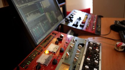 Red Mastering - An Online Mastering Studio, London