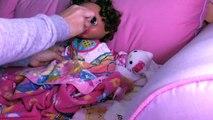 Rotina da manhã da Baby Alive Yasmin!   Imaginando & brincando