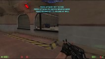 Counter-Strike: Condition Zero Deleted Scenes - Walkthrough Mission 0 - Counter Terrorist Training