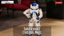 Le robot Nao vous invite au prochain forum Futurapolis Santé à Montpellier !