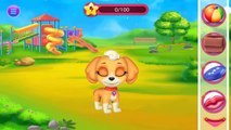 Cute Litlle Puppy Baby Care - Fun and Play Video for Toddlers and Preschoolers