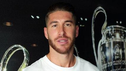 Sergio Ramos se met dans la peau d'un juré du Ballon d'Or France Football et livre ses cinq choix pour le BO 2017