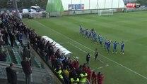 BiH - Portugal 3:1 (U-21) / Slavlje nakon pobjede