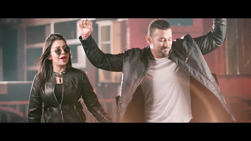 JASMINE SANDLAS feat GARRY SANDHU - ILLEGAL WEAPON - INTENSE - Latest Punjabi Songs 2017