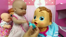Peke Baby Emma y Peke Baby Martín Bebés interivos Los mejores juguetes de Youtube Mundo Juguetes