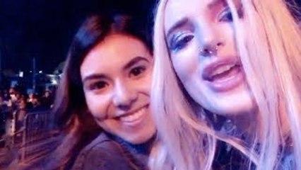 Bella Thorne | Snapchat Videos | October 7th 2017 | ft Bellas Girlfriend
