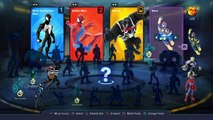 Black Suit Spider-Man Unboxing and Gameplay Disney Infinity 3.0 Marvel Battlegrounds