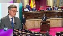 """Indépendance de la Catalogne: """"C'est un coup d'Etat"""" pour l'ambassadeur espagnol en France"""