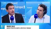 """Valls insulté par Mélenchon : """"je le connais bien, c'est parfaitement maîtrisé"""""""
