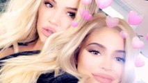 Pregnant Khloe Kardashian and Kylie Jenner are 'Twinning' as Kylie Possibly Teases Baby's Gender