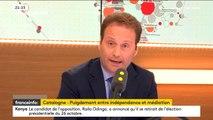 """Sylvain Maillard, député LREM de Paris : """"Carles Puigdemont a perdu la main"""""""