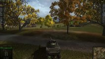 ◀World of Tanks - Boom Turret Shot!, ft M8A1, T49